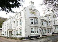 New Bath Hotel and Spa - Matlock - Building