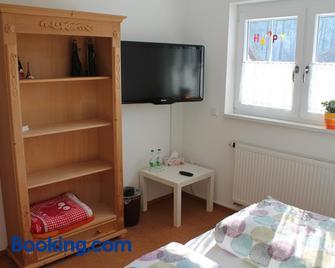 Pension Waldblick - Illertissen - Bedroom