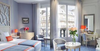 Hotel Chateau Frontenac - Paris - Phòng ngủ