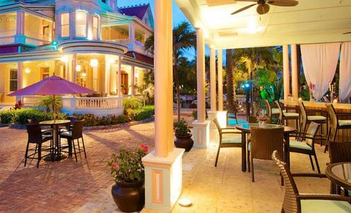 Southernmost House - Key West - Patio