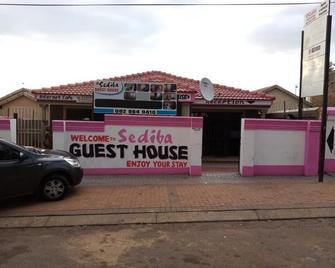 sediba guest house - Krugersdorp
