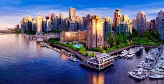 The Westin Bayshore, Vancouver - Vancouver - Outdoor view