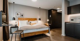 Timehouse - Munich - Bedroom