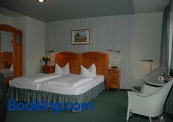 Hotel Goldener Anker - Radebeul - Bedroom