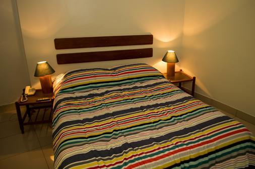 Inka Hostel - Lima - Makuuhuone