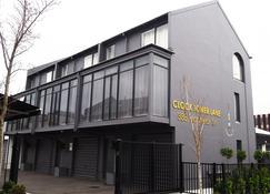 Cloud 9 - Inner City Townhouse - Christchurch - Building