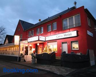 Garni Hotel Vier Jahreszeiten - Rosrath - Gebouw