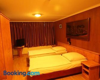 Garni Hotel Vier Jahreszeiten - Rösrath - Bedroom