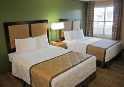 Extended Stay America - Raleigh - Research Triangle Park - Hwy 55 - Durham - Bedroom
