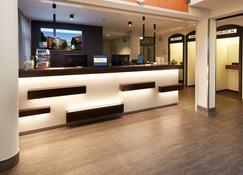 Ghotel Hotel & Living Hannover - Hannover - Front desk