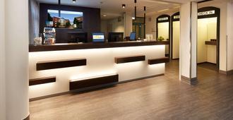 Ghotel Hotel & Living Hannover - האנובר - דלפק קבלה