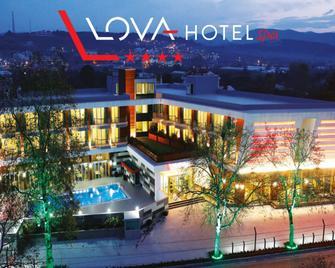 Lova Hotel Spa - Yalova - Budova