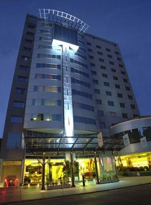 Plaza Real Suites Hotel - Rosario - Building