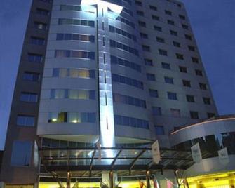 Plaza Real Suites Hotel - Rosario - Edificio