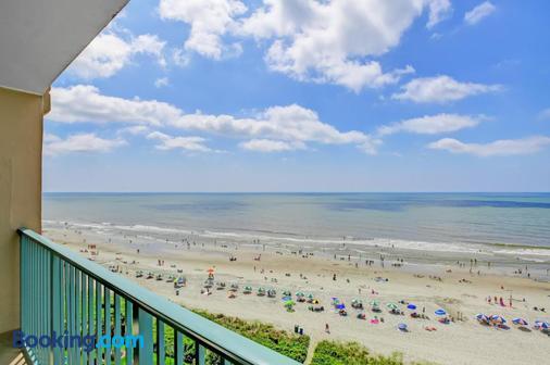 Sand Dunes Resort and Suites - Myrtle Beach - Beach
