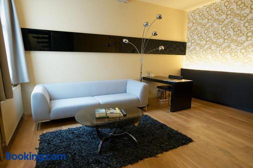 Hotel Matelote - Antwerp - Living room