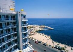 The Preluna Hotel - Sliema - Outdoor view