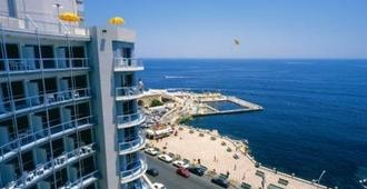 The Preluna Hotel - Sliema - Outdoors view