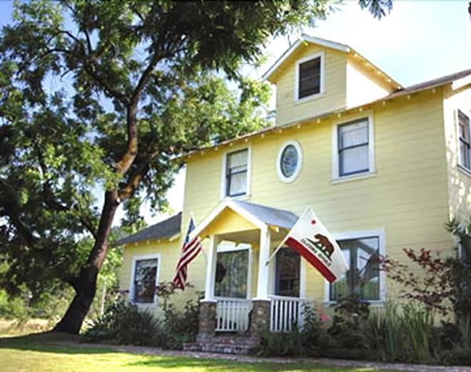 Bear Flag Inn - Calistoga - Edificio