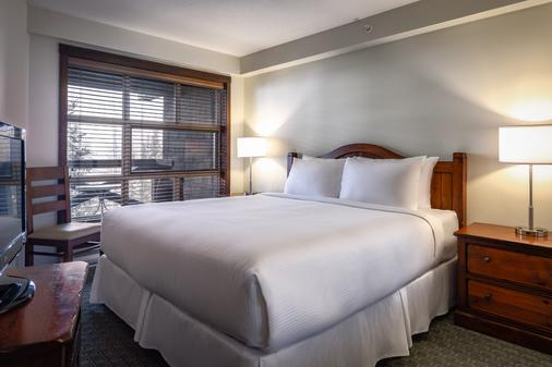 Blackcomb Springs Suites - Whistler - Makuuhuone