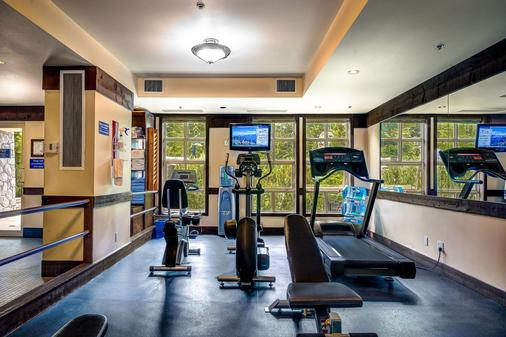 Blackcomb Springs Suites - Whistler - Gym