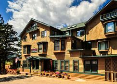 The Historic Crags Lodge by Diamond Resorts - Estes Park - Edificio