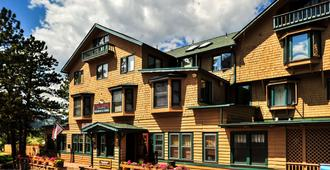 The Historic Crags Lodge by Diamond Resorts - Estes Park - Rakennus