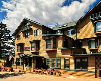The Historic Crags Lodge by Diamond Resorts - Estes Park - Edifício