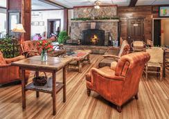 The Historic Crag's Lodge By Diamond Resorts - Estes Park - Recepción