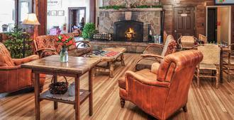 The Historic Crags Lodge by Diamond Resorts - אסטס פארק - לובי