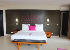 Douala Design Hotel - Douala - Slaapkamer
