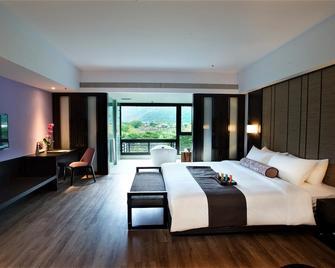 Gaeavilla Resort - Ji'an Township - Спальня