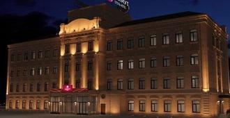 Azimut Hotel Tulskaya Moscow - Moscou - Edifício