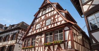 The Originals le Bristol*** Strasbourg Centre-Gare - Strasbourg