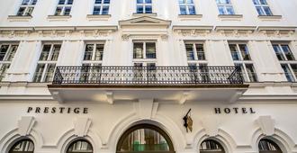 Prestige Hotel Budapest - Budapest - Gebäude