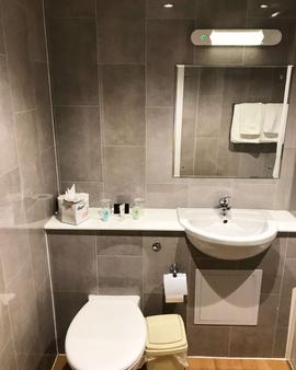 Britannia International Hotel Canary Wharf - London - Bathroom