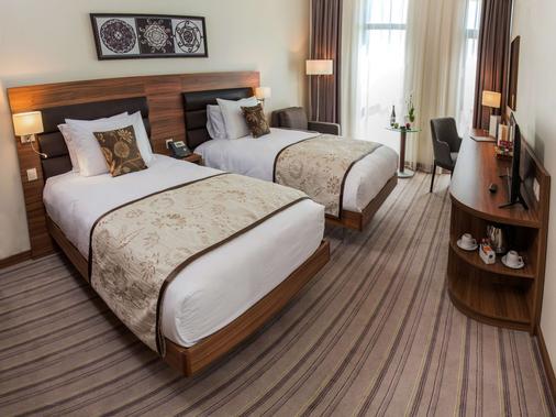 貝斯特韋斯特尊貴酒店索菲亞機場店 - 索非亞 - 臥室