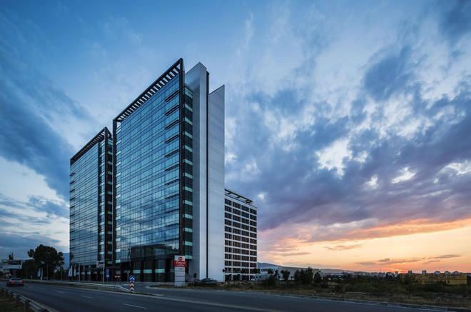 Best Western PREMIER Sofia Airport Hotel - Σόφια - Κτίριο