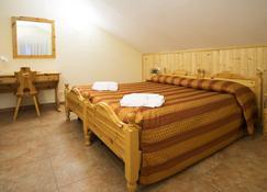 Hotel Trieste - Tarvisio - Bedroom