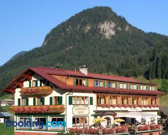 Hotel - Restaurant Gosauerhof - Gosau - Edificio