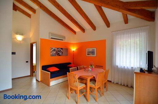 Residence Filanda - Riva del Garda - Dining room