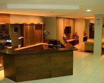 Hotel Flamboyant - Catalao - Рецепція