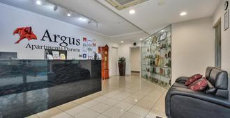 Argus Apartments Darwin - Darwin - Resepsjon