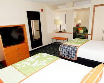 Fairfield Inn By Marriott Killeen - Кіллін - Bedroom
