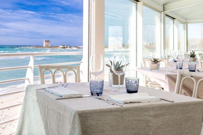 Le Dune Suite Hotel - Porto Cesareo - Restaurante