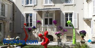 Le Cedre Bleu - Bourges - Edificio