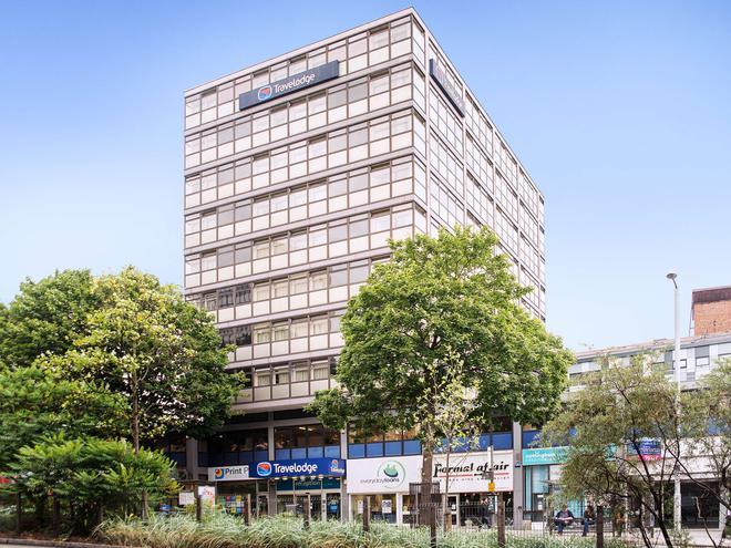 Travelodge Nottingham Central - Nottingham - Building