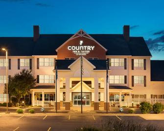 Country Inn & Suites by Radisson, Appleton N, WI - Little Chute - Building
