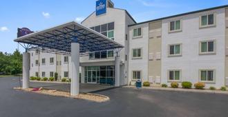 Americas Best Value Inn-Knoxville East - Knoxville - Gebäude