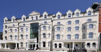 Mannin Hotel - Douglas - Rakennus